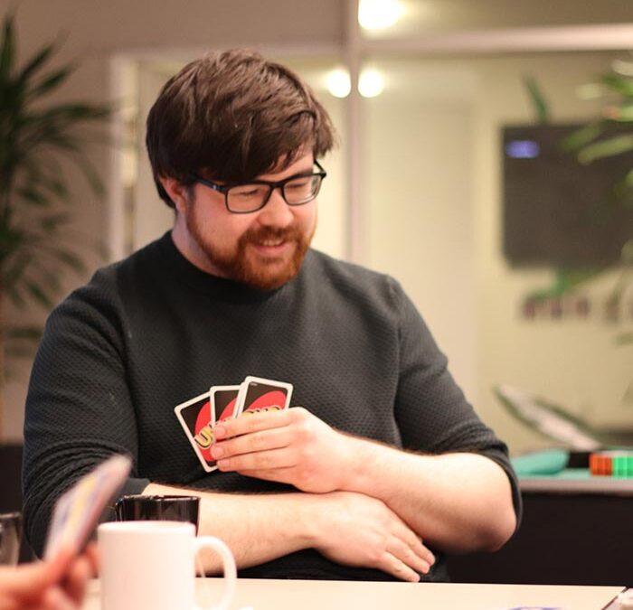 Specialistklubben giver Patrick mulighed for at være sammen med ligesindede
