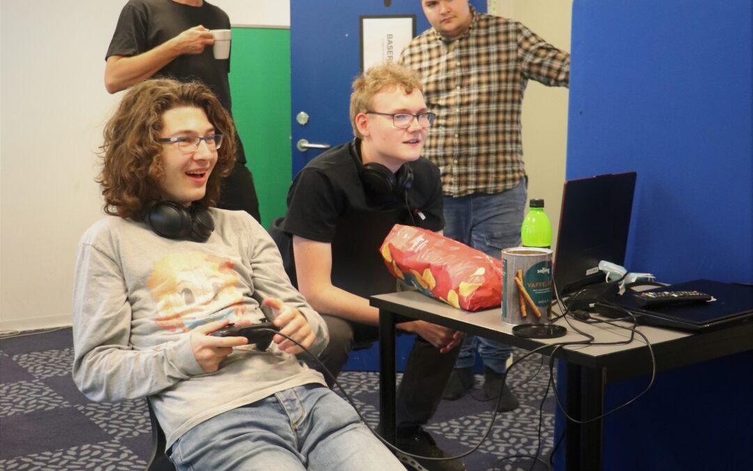 LAN arrangementer skaber nye venskaber og forstærker eksisterende